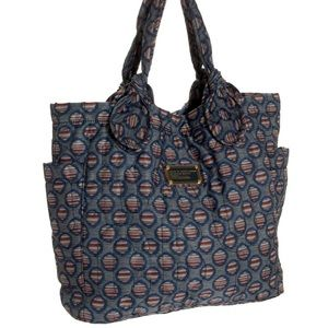 Marc by Marc Jacobs Multicolour Tate Tote